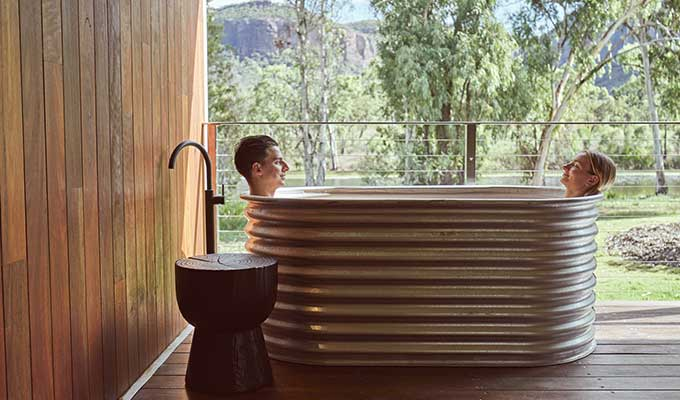 The five most stunning hotel bathtubs in Australia