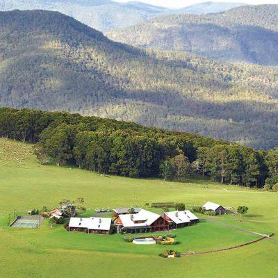 Spring Escape at Spicers Peak Lodge