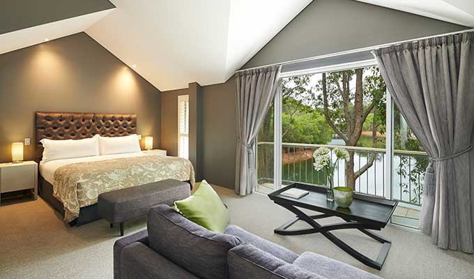 Bring in the New Year in luxury at Cape Lodge, Margaret River.