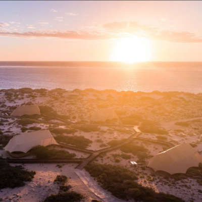 Book your luxury escape in 2020 at Sal Salis Ningaloo, and be rewarded.