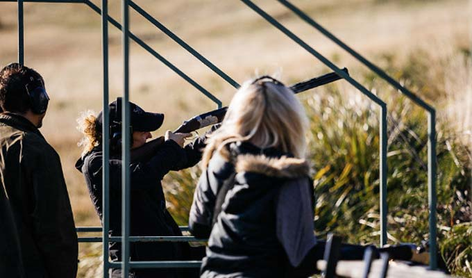 Currawong Clay Shooting