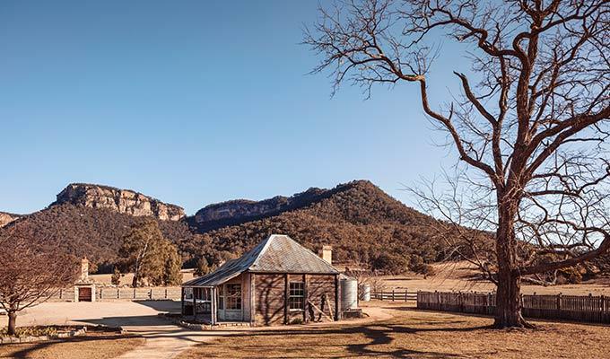 1832 Heritage Homestead