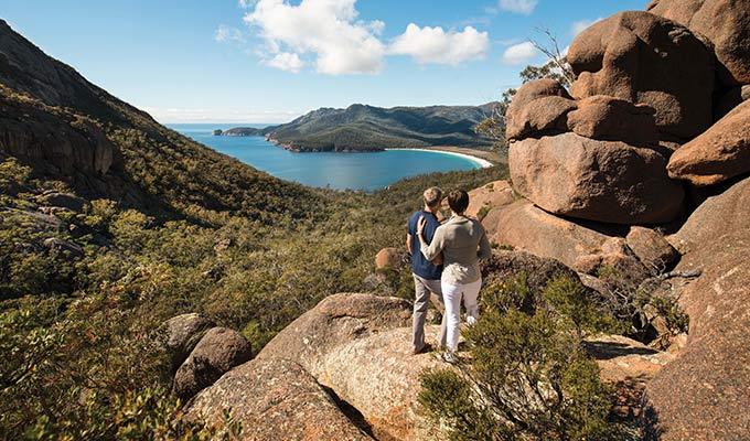Wineglass Bay Lookout Walk