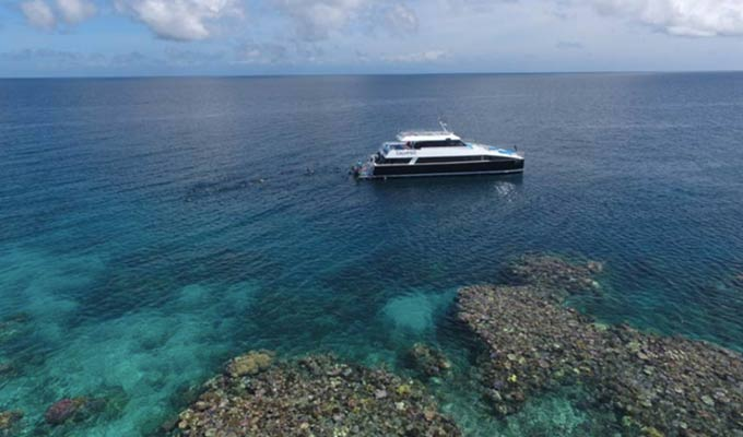 Great Barrier Reef Touring