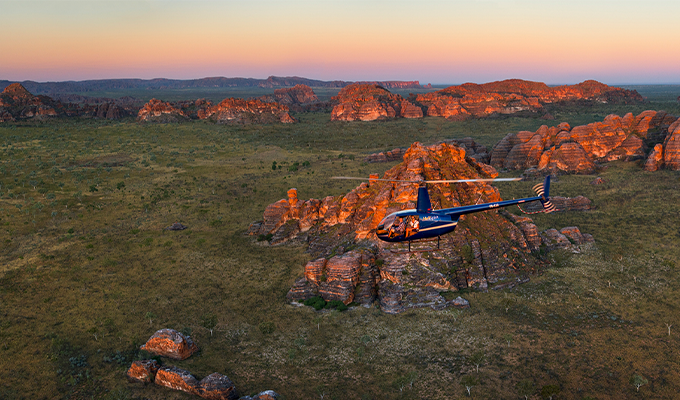 Kimberley Ranges – True wilderness