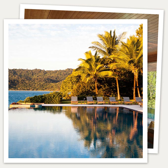 Luxury Resort on Hamilton Island a Great Barrier Reef Paradise