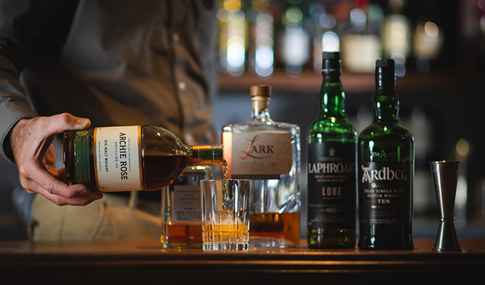 Private Whiskey Masterclass