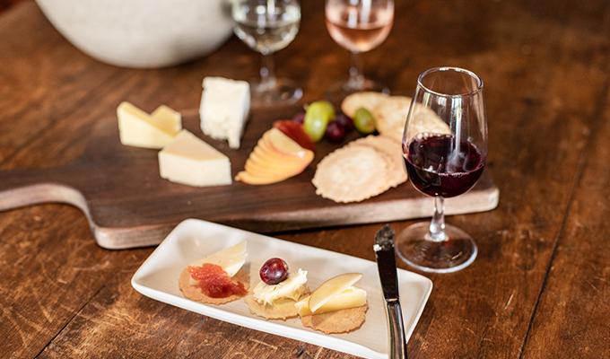 Cellar Master & Cheese Tasting