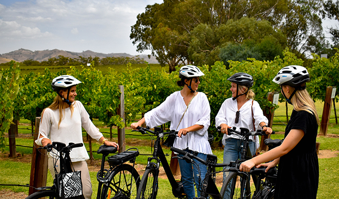 Barossa By Bike