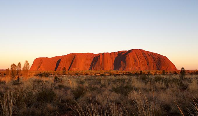 Classic Uluru