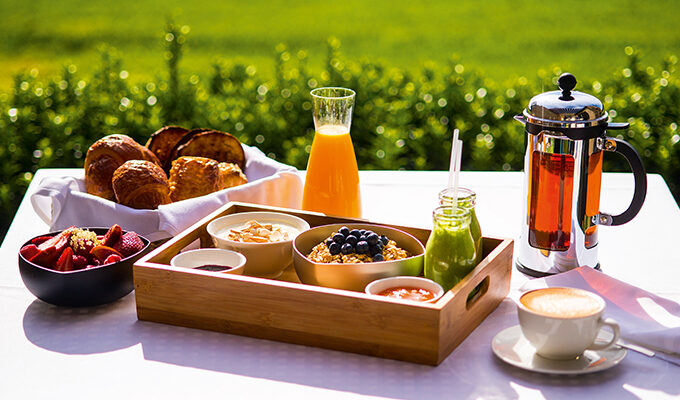 Barossa + Breakfast